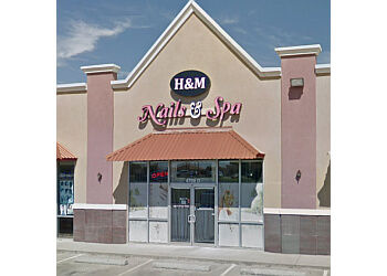 Killeen nail salon H&M Nails Spa