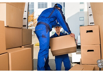 Killeen moving company H Moving & Storage Inc.