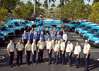 Coral Springs pest control company HOFFER PEST SOLUTIONS