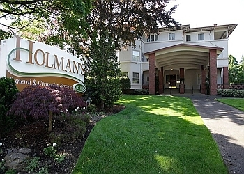 Portland funeral home HOLMAN'S FUNERAL SERVICE