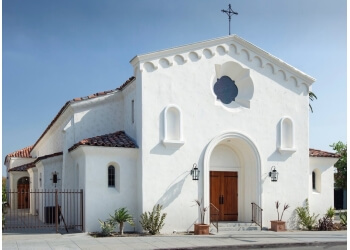 Long Beach church Holy Innocents Catholic Church