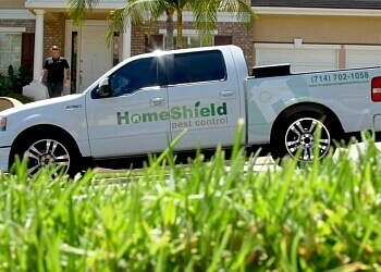 Garden Grove pest control company HOMESHIELD PEST CONTROL
