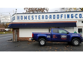Paterson roofing contractor HOMESTEAD ROOFING