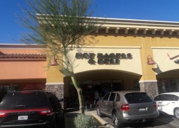 Phoenix bagel shop HOT BAGELS & DELI