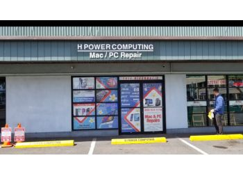 Honolulu computer repair H Power Computing