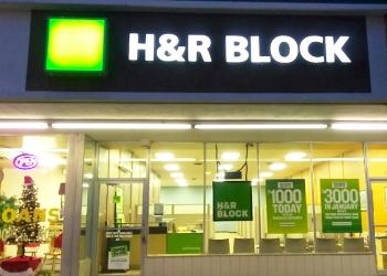 Columbus tax service H&R BLOCK
