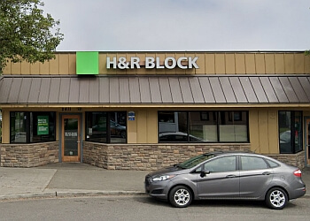 Tacoma tax service H&R BLOCK Tacoma