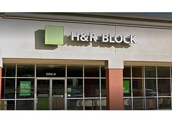 Clarksville tax service H&R Block