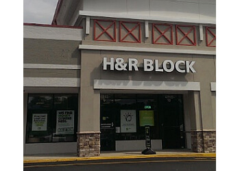 Durham tax service H&R Block