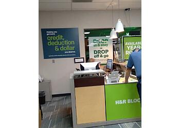 Fresno tax service H&R Block