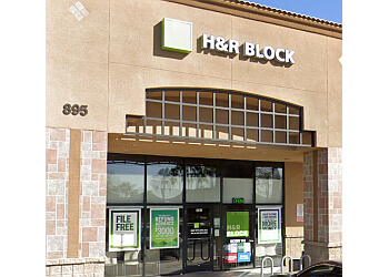 Gilbert tax service H&R Block
