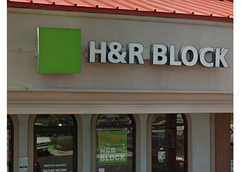 Hampton tax service H&R BLOCK