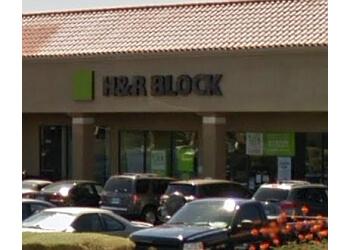 Henderson tax service H&R Block