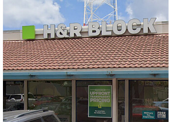 Honolulu tax service H&R Block
