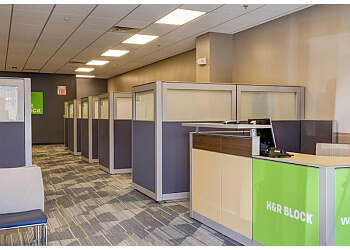 Montgomery tax service H&R Block