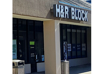 Raleigh tax service H&R Block