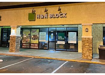 Riverside tax service H&R Block
