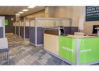 Santa Ana tax service H&R Block