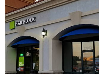 Santa Clarita tax service H&R Block