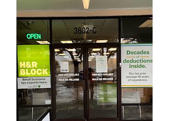 Tampa tax service H&R Block