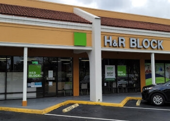 Pembroke Pines tax service H&R Block Pembroke Pines