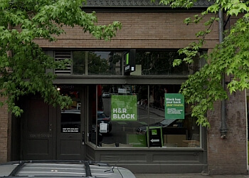 Seattle tax service H&R Block Seattle