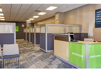 Washington tax service H&R Block Washington