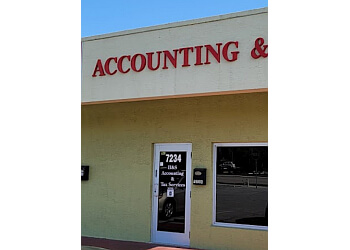 Hollywood accounting firm H&S Accounting & Tax Services