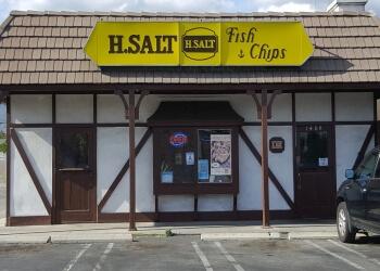 San Bernardino seafood restaurant H Salt Fish & Chips