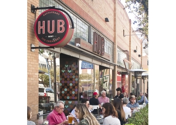Tucson american cuisine HUB Restaurant & Ice Creamery