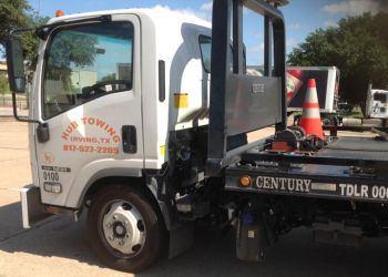 Irving towing company HUB TOWING