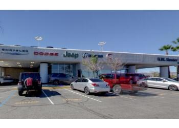 Lancaster car dealership HUNTER DODGE CHRYSLER JEEP RAM