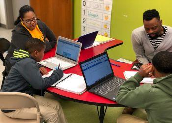 New Orleans tutoring center HYPE Academy