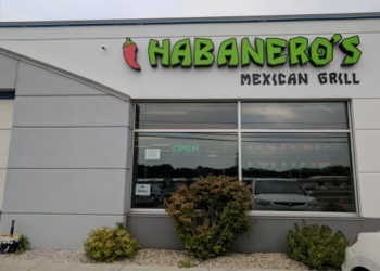 Madison mexican restaurant Habanero's Mexican Grill
