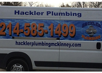 McKinney plumber Hackler Plumbing, LLC