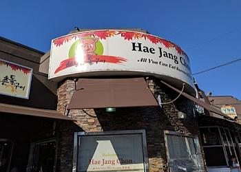 Los Angeles barbecue restaurant Hae Jang Chon