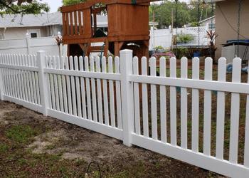 St Petersburg fencing contractor Hage Fence Repair of Tampa Bay