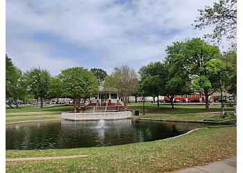 Plano public park Haggard Park