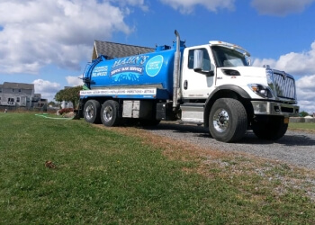 Syracuse septic tank service Hahn's Septic Tank Service