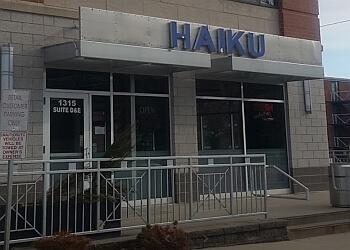 Des Moines sushi Haiku