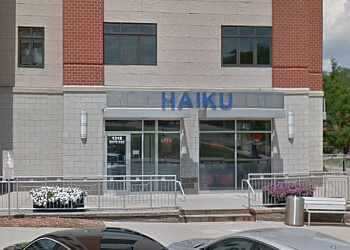 Des Moines sushi Haiku Sushi