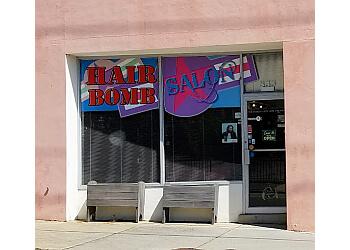 Winston Salem hair salon Hair Bomb Salon