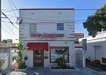 Miami hair salon Hair Healers Beauty Salon