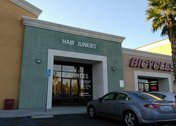 Victorville hair salon Hair Junkies