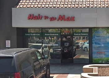 San Bernardino hair salon Hair to the Max