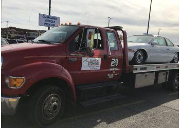 Minneapolis towing company Haji Towing Service
