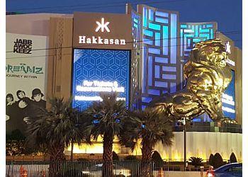 Las Vegas night club Hakkasan Nightclub