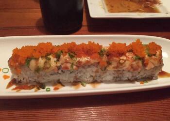 Santa Rosa sushi Haku Sushi