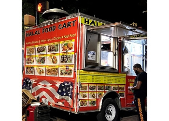 Charlotte food truck Halal Food Truck