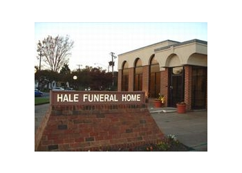 Norfolk funeral home Hale Funeral Home, Inc.